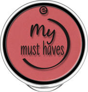 Румяна My Must Haves Matt Blush Essence 01 it's berry time: фото