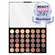 Палетка теней Makeup Revolution Pro HD Palette Amplified 35 Luxe: фото