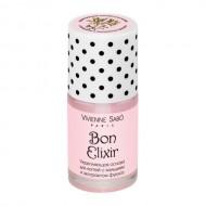 Укрепляющая основа для ногтей Vivienne Sabo с кальцием и экстрактом фукуса/Nail care hardener base/Base fortifiante pour ongles Bon Elixir: фото