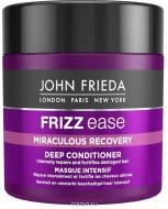 Интенсивная маска для укрепления волос John Frieda Frizz Ease MIRACULOUS RECOVERY 150 мл: фото