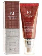 Отзывы ВВ-крем с высокой степенью покрытия SPF42 MISSHA M Perfect cover BB-cream 21 светлый беж