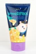 Маска очищающая с золотым порошком ELIZAVECCA Milky Piggy Kangsipack: фото