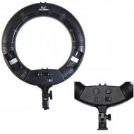 Кольцевая светодиодная лампа Yidoblo FS-390 LL черная: фото
