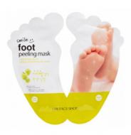 Маска-пилинг для ног THE FACE SHOP Smile foot peeling mask 20 мл: фото
