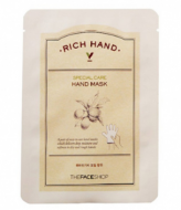 Маскa для рук THE FACE SHOP Rich hand v special care hand mask 1,6 г.: фото