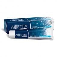 Паста зубная Бережное отбеливание туба АСЕПТА Плюс 75мл: фото