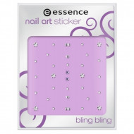 Наклейки для ногтей ЕSSENCE nail art т.02 стразы круглые: фото