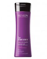 Очищающий кондиционер с кератином Revlon Professional C.R.E.A.M. Be Fabulous 250 мл: фото