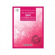 Тканевая маска с плацентой Lebelage Placenta Natural Mask, 23г: фото