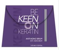 Сыворотка кератиновая для усталых волос KEEN KERATIN ANTI AGING SERUM 7*10мл: фото