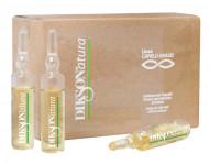 Ампулы с экстрактом плюща LINEA CAPELLI GRASSI 8*8мл: фото