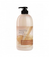 Гель для душа Welcos Body Phren Shower Gel (Vanilla Milk) 730мл: фото