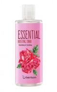 Тонер для лица увлажняющий Berrisom Essential Boosting Toner Rose 265мл: фото