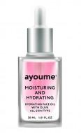 Масло для лица увлажняющее AYOUME Moisturing&Hydrating Face oil with Olive 30мл: фото