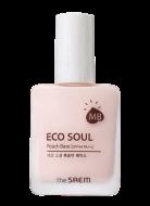 База под макияж THE SAEM Eco Soul Peach Base 30 мл: фото