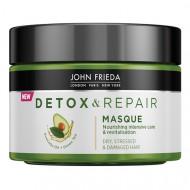 Маска питательная для интенсивного восстановления волос John Frieda DETOX&REPAIR 250мл: фото