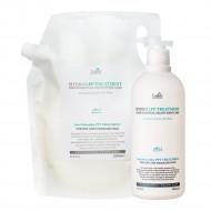 (1+1) Маска для волос восстанавливающая La'dor Eco Hydro Lpp Treatment (1000 мл + 530 мл): фото