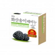 Мыло с вулканическим пеплом Mukunghwa Jeju Volcanic Scoria Body Soap 85г: фото